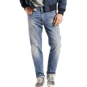 New Levi's 502 regular taper-fit stretch jeans